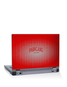 "Parkland High School Trojans 10"" Laptop Skin"