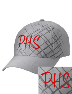 Parkland High School Trojans Embroidered Mixed Media Cap