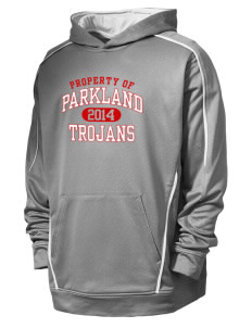 Parkland High School Trojans Holloway Men's Boom Hooded Sweatshirt