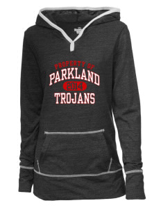 Parkland High School Trojans Holloway Junior's Dynamite Hooded T-shirt
