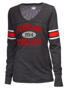 Parkland High School Trojans Holloway Junior's Praise T-shirt