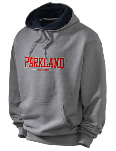 Parkland High School Trojans Champion Men's Hooded Sweatshirt