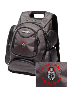 Parkland High School Trojans Embroidered OGIO Metro Backpack