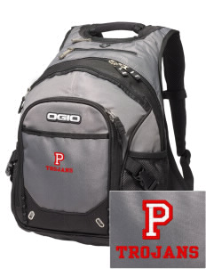 Parkland High School Trojans Embroidered OGIO Fugitive Backpack