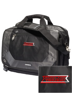 Parkland High School Trojans Embroidered OGIO Corporate City Corp Messenger Bag