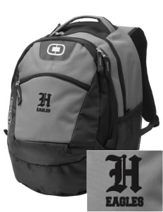 Hillview Intermediate Center Eagles Embroidered OGIO Rogue Backpack