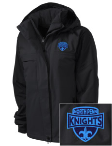 North Penn High School Knights  Embroidered Women's Nootka Jacket