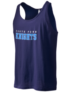 North Penn High School Knights Men's Jersey Tank