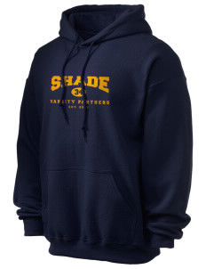 Shade Elementary School Panthers Ultra Blend 50/50 Hooded Sweatshirt