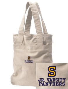 Shade Elementary School Panthers Embroidered Alternative The Berkeley Tote