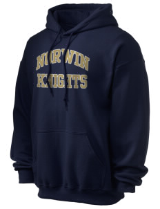 Norwin High School Knights Ultra Blend 50/50 Hooded Sweatshirt
