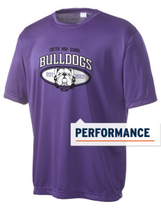 Chetek High School Bulldogs Men's Competitor Performance T-Shirt