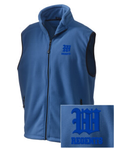 West High School Regents Embroidered Unisex Wintercept Fleece Vest