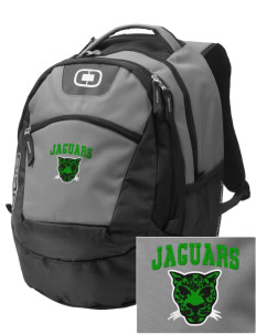 Thomas Jefferson Elementary School Jaguars Embroidered OGIO Rogue Backpack