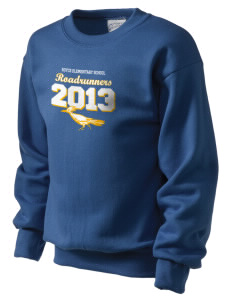 Royce Elementary School Roadrunners Kid's Crewneck Sweatshirt