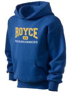 Royce Elementary School Roadrunners Kid's Hooded Sweatshirt