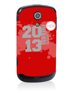 Johnson Junior High School Indians Samsung Epic D700 4G Skin