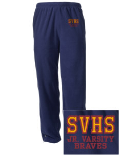 Star Valley High School Braves Embroidered Holloway Men's Flash Warmup Pants
