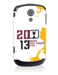 Star Valley High School Braves Samsung Epic D700 4G Skin
