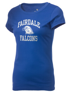 Fairdale Elementary School Falcons Holloway Women's Groove T-Shirt