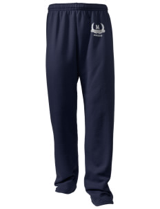 Mason High School Punchers Embroidered Holloway Men's 50/50 Sweatpants