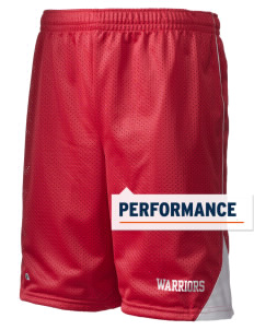 "Wellsville Elementary School Warriors Holloway Men's Possession Performance Shorts, 9"" Inseam"
