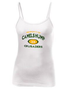 Camels Hump Middle School Crusaders Women's Louise Longer Length Tank