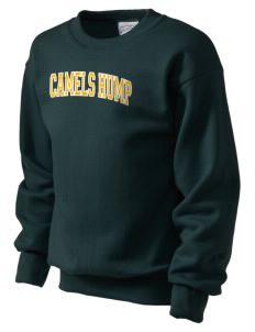 Camels Hump Middle School Crusaders Kid's Crewneck Sweatshirt