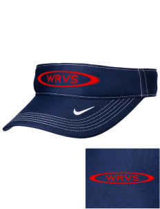 Waits River Valley Elementary School Roadrunners Embroidered Nike Golf Dri-Fit Swoosh Visor
