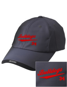 Barre City Elementary Middle School Bulldogs Embroidered OGIO X-Over Cap