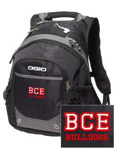 Barre City Elementary Middle School Bulldogs Embroidered OGIO Fugitive Backpack