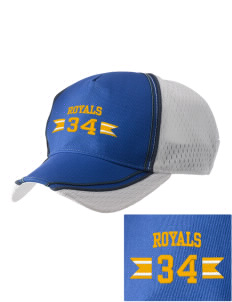 South Royalton Elementary And High Royals  Embroidered Champion Athletic Cap