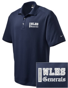Washington-Lee High School Generals Embroidered Nike Men's Dri-Fit Classic Polo