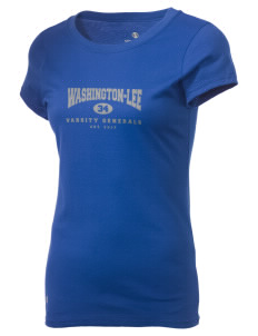 Washington-Lee High School Generals Holloway Women's Groove T-Shirt