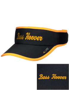 Bass Hoover Elementary School Stingers Embroidered Lite Series Active Visor