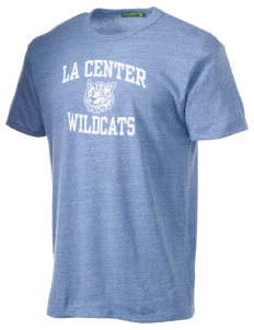 La Center High School Wildcats Alternative Men's Eco Heather T-shirt