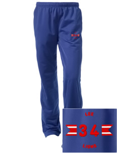 Lee Elementary School Lions Embroidered Women's Tricot Track Pants