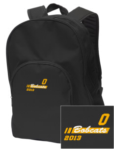 Orient Elementary School Bobcats Embroidered Value Backpack