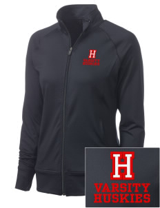 Hilltop Elementary School Huskies Women's NRG Fitness Jacket