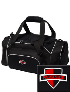 Parkside Elementary School Thunderbirds Embroidered Holloway Duffel Bag