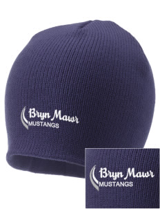 Bryn Mawr Elementary School Mustangs Embroidered Knit Cap