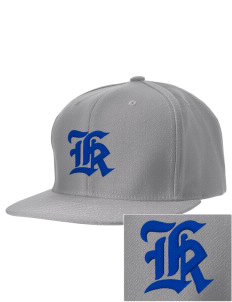 Kellogg Middle School Knights Embroidered D-Series Cap