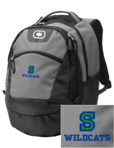 Syre Elementary School Wildcats Embroidered OGIO Rogue Backpack