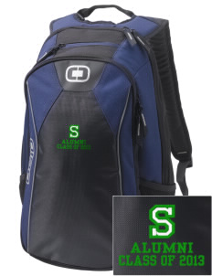 Syre Elementary School Wildcats Embroidered OGIO Marshall Backpack
