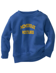McMurray Middle School Mustangs Toddler Crewneck Sweatshirt
