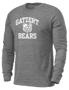 Gatzert Elementary School Bears Alternative Men's 4.4 oz. Long-Sleeve T-Shirt