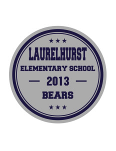 Laurelhurst Elementary School Bears Sticker