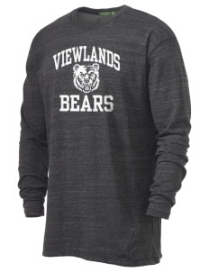 Viewlands Elementary School Bears Alternative Men's 4.4 oz. Long-Sleeve T-Shirt