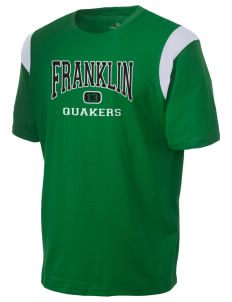 Franklin High School Quakers Holloway Men's Rush T-Shirt