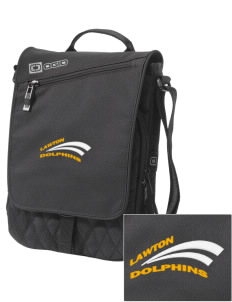 Lawton Elementary School Dolphins Embroidered OGIO Module Sleeve for Tablets